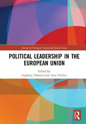 Political Leadership in the European Union book