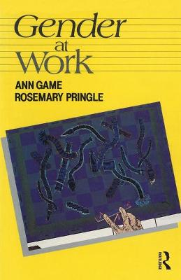 Gender at Work book