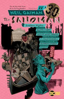 Sandman Volume 11: Endless Nights 30th Anniversary Edition book