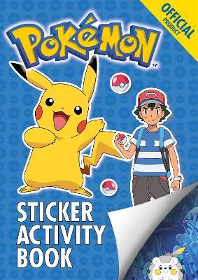 Official Pokemon Sticker Activity Book by Pokemon