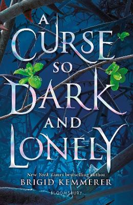 A Curse So Dark and Lonely book
