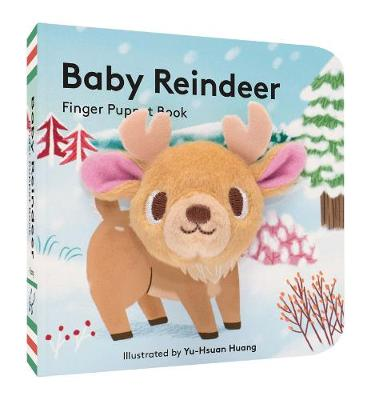 Baby Reindeer: Finger Puppet Book by Yu-Hsuan Huang