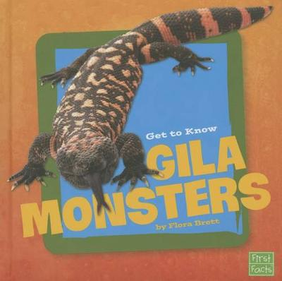 Get to Know Gila Monsters book