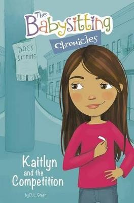 Kaitlyn and the Competition book