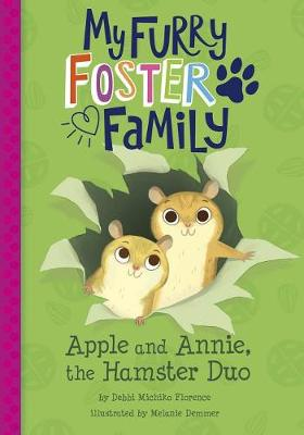 Apple and Annie, the Hamster Duo by Debbie Michiko Florence