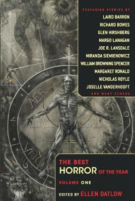 The Best Horror of the Year Volume One by Ellen Datlow