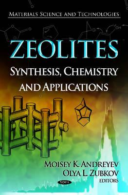 Zeolites by Moisey K. Andreyev