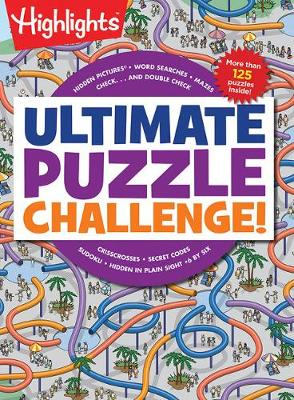 Ultimate Puzzle Challenge by Highlights