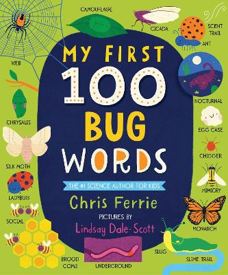 My First 100 Bug Words book