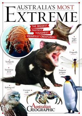 Australia's Most Extreme by Kathy Riley