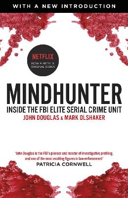 Mindhunter by John Douglas