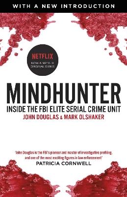 Mindhunter by John Douglas