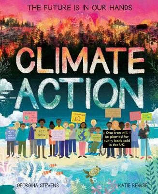 Climate Action: The future is in our hands book