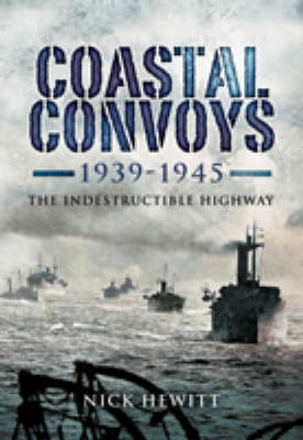 Coastal Convoys 1939-1945 book