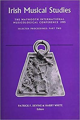 Maynooth International Musicological Conference book