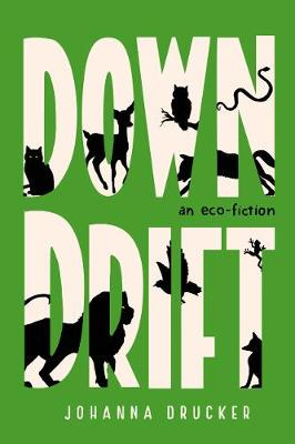 Downdrift by Johanna Drucker