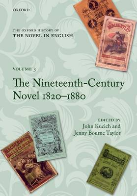 The Oxford History of the Novel in English by Jenny Bourne Taylor