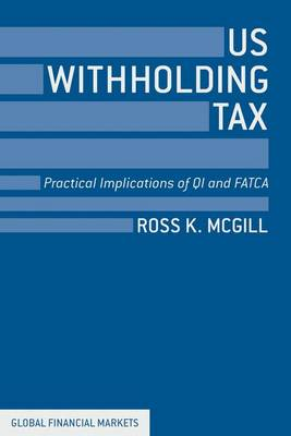 US Withholding Tax book