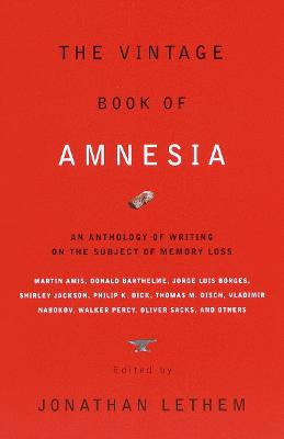 Vintage Book Of Amnesia book