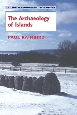 Archaeology of Islands book