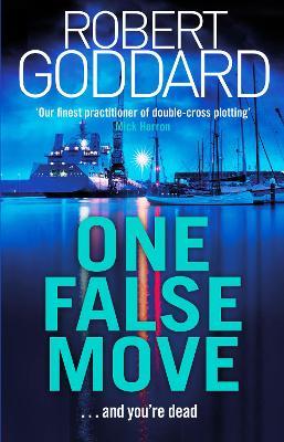 One False Move book