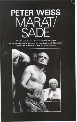 Marat/Sade by Peter Weiss