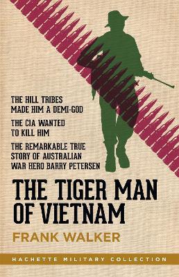 Tiger Man of Vietnam book