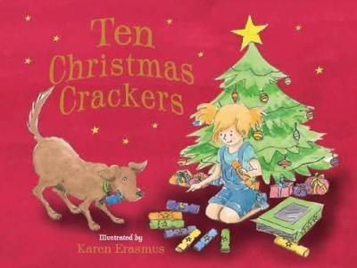 Ten Christmas Crackers book