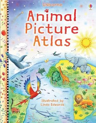 Animal Picture Atlas by Linda Edwards