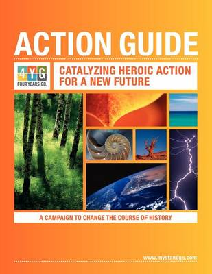 Four Years. Go. Action Guide by Maureen Jack-LaCroix