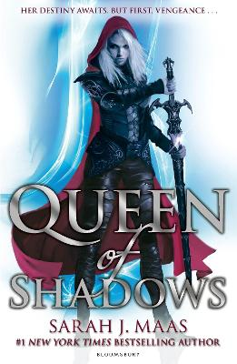 Queen of Shadows by Christopher Bollen