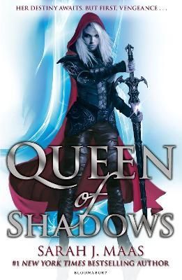 Queen of Shadows by Sarah J. Maas
