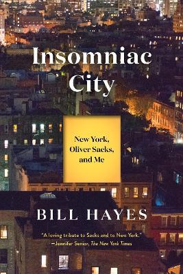 Insomniac City book