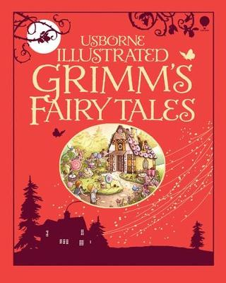 Illustrated Stories from Grimm by Gillian Doherty
