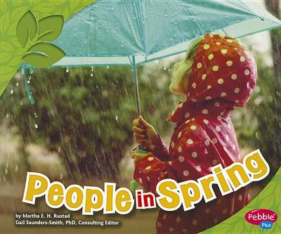 People in Spring by Martha E H Rustad