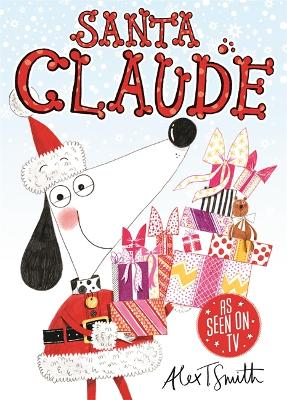 Santa Claude book