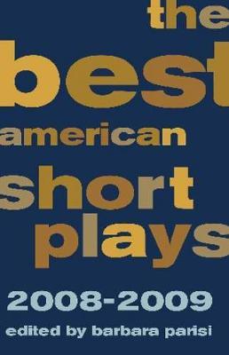 Best American Short Plays by Barbara Parisi
