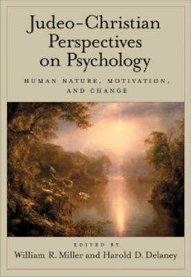Judeo-Christian Perspectives on Psychology book