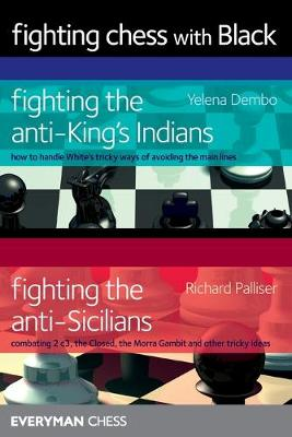 Fighting Chess with Black by Yelena Dembo