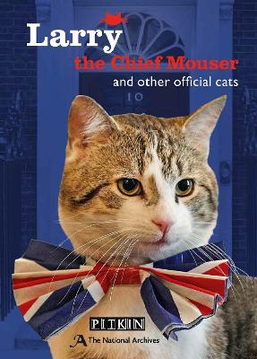 Larry, the Chief Mouser by Christopher Day
