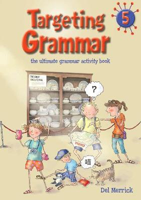 Targeting Grammar Book 5 by Del Merrick