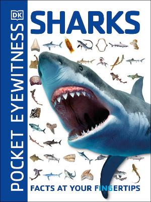 Pocket Eyewitness Sharks: Facts at Your Fingertips by DK