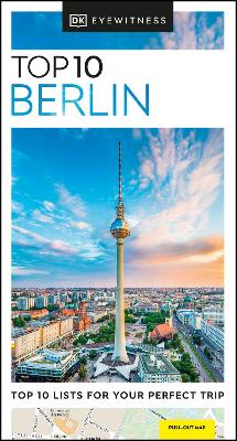 DK Eyewitness Top 10 Berlin book