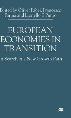 European Economies in Transition by Francesco Farina