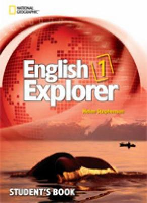 English Explorer 1 with MultiROM: Explore, Learn, Develop by Helen Stephenson