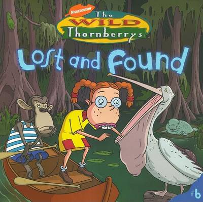 Lost and Found: 8 X 8 Paperback No 6 by Lara Rice Bergen