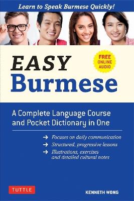 Easy Burmese by Kenneth Wong
