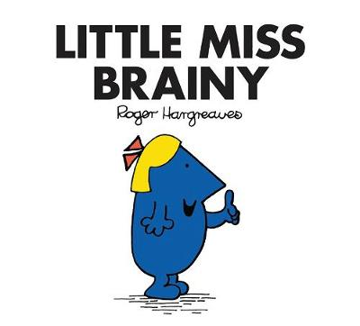 Little Miss Brainy by Roger Hargreaves
