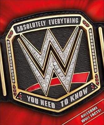 Wwe Absolutely Everything You Need to Know by Steven Pantaleo