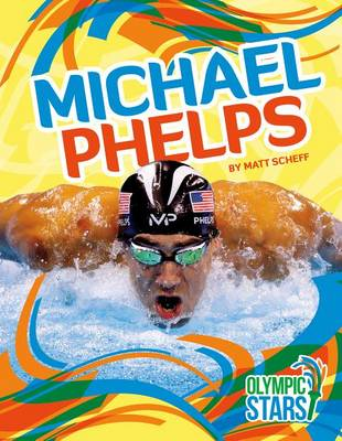 Michael Phelps by Matt Scheff